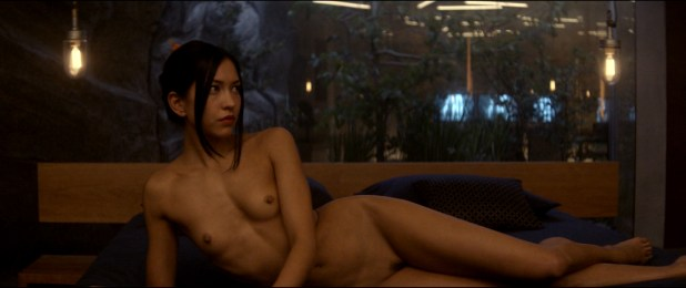 Alicia Vikander nude full frontal Sonoya Mizuno nude bush and others nude - Ex Machina (2015) hd1080p (5)