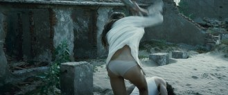 Amber Heard hot in bikini and Odette Annable hot too - And Soon the Darkness (2010) hd1080p (13)