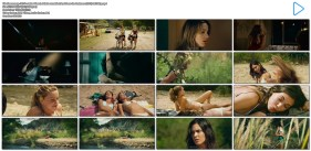 Amber Heard hot in bikini and Odette Annable hot too - And Soon the Darkness (2010) hd1080p (11)
