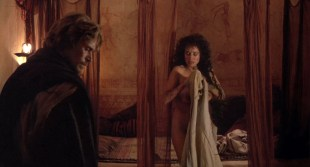 Barbara Hershey nude bush topless and sex - The Last Temptation of Christ (1988) hd1080p
