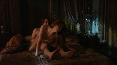Carice van Houten nude topless and Emilia Clarke hot not nude - Game of Thrones (2015) s5e4 hd720/1080p (11)