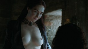 Carice van Houten nude topless and Emilia Clarke hot not nude - Game of Thrones (2015) s5e4 hd1080p