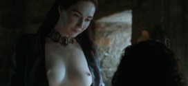 Carice van Houten nude topless and Emilia Clarke hot not nude - Game of Thrones (2015) s5e4 hd720/1080p (2)