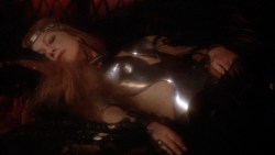 Cherie Lunghi nude topless Helen Mirren nude and Katrine Boorman nude sex - Excalibur (1981) hd1080p (11)
