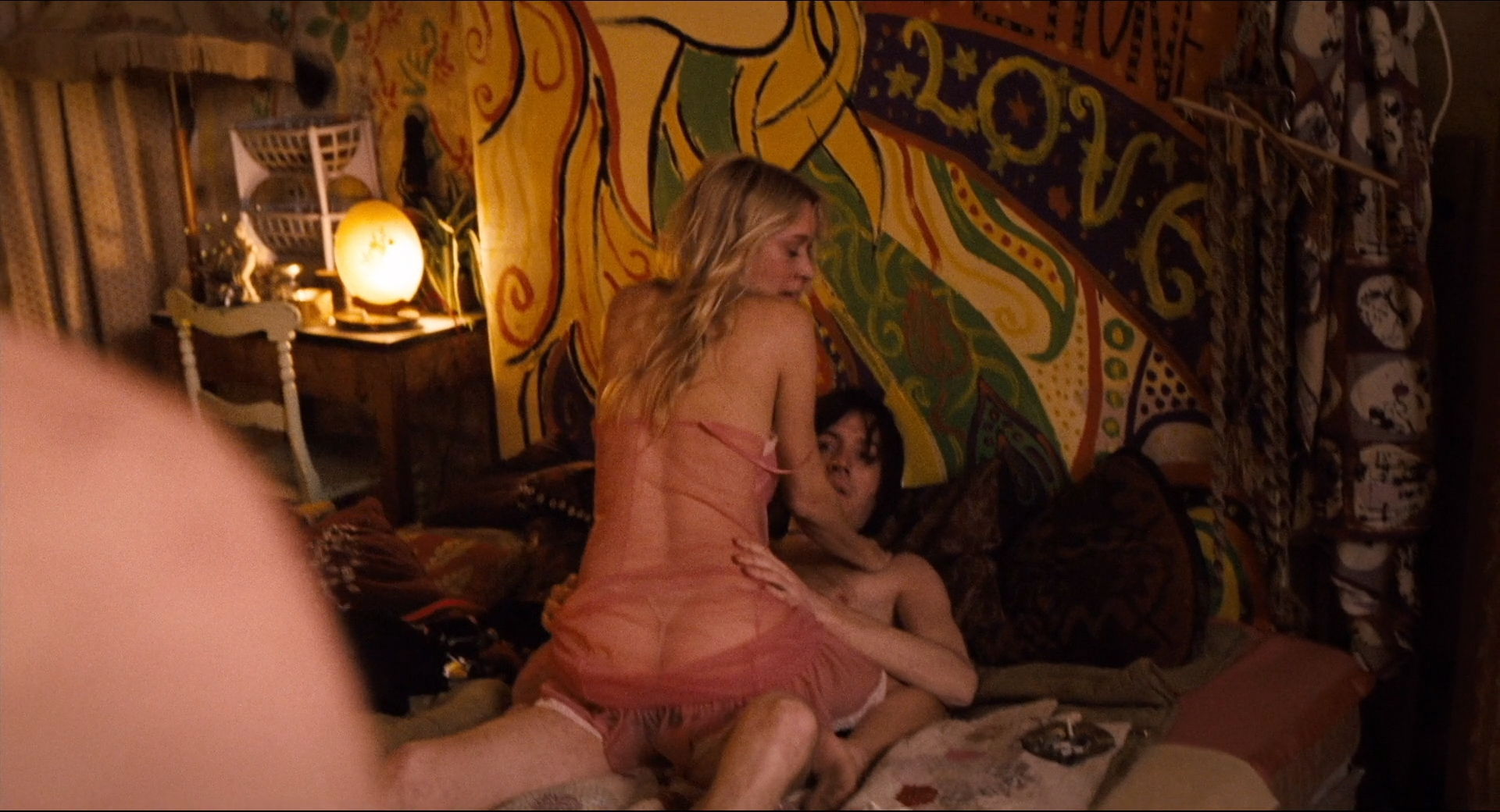 Chloë Sevigny nude butt and boobs Katie Derry nude too - Mr. Nice (2010) hd1080p (5)