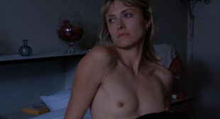 Darlanne Fluegel nude topless and Debra Feuer nude brief topless - To Live and Die in L.A. (1985) hd1080p
