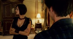 Jennifer Aniston hot and sexy Catherine Bell hot huge cleavage - Bruce Almighty (2003) hd1080p (2)