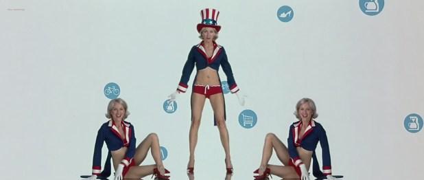 Naomi Watts hot sexy bikini Isla Fisher hot and Shania Twain cleavage - I (heart) Huckabees (2004) hd720p (3)