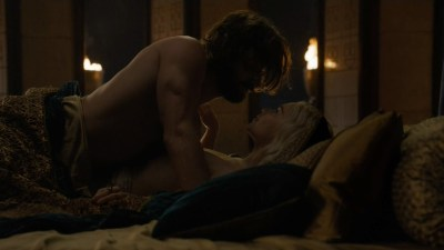 Rosabell Laurenti Sellers nude topless and Emilia Clarke nude but covered and sex - Game of Thrones (2015) s5e7 hd720-1080p (16)