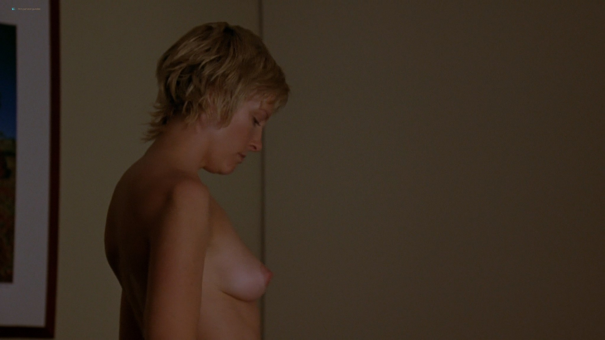 Toni Collette nude topless sex and wet in bra - Japanese Story (AU-2003) HD 1080p Web (8)