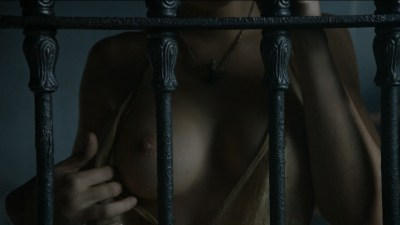 Rosabell Laurenti Sellers nude topless and Emilia Clarke nude but covered and sex - Game of Thrones (2015) s5e7 hd720-1080p (4)