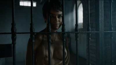 Rosabell Laurenti Sellers nude topless and Emilia Clarke nude but covered and sex - Game of Thrones (2015) s5e7 hd720-1080p (2)