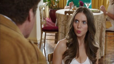 Alison Brie hot in lingerie and uber sexy - Get Hard (2015) Web-DL hd1080p (14)