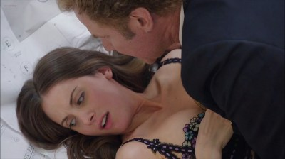 Alison Brie hot in lingerie and uber sexy - Get Hard (2015) Web-DL hd1080p (9)