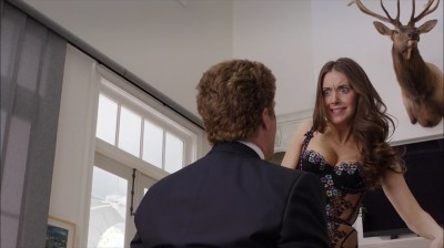 Alison Brie hot in lingerie and uber sexy - Get Hard (2015) Web-DL hd1080p (7)