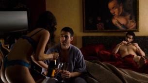 Amy Mußul nude hot sex Erendira Ibarra not nude lingerie and Tuppence Middleton bra - Sense8 (2015) s1e2 hd720-1080p (26)