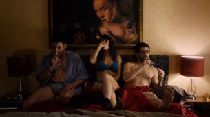 Amy Mußul nude hot sex Erendira Ibarra not nude lingerie and Tuppence Middleton bra - Sense8 (2015) s1e2 hd720-1080p (23)
