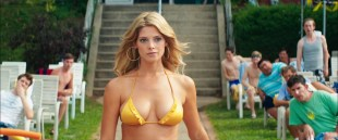 Ashley Greene hot bikini Gina Gershon hot too - Staten Island Summer (2015) hd1080p Web-Dl