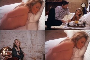 Bo Derek nude brief topless - Hot Chocolate (1992)