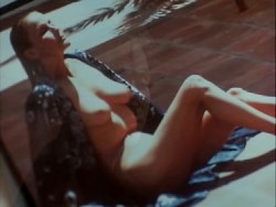 Bo Derek nude bush topless sex and skinny dipping - Woman of Desire (1994) (10)