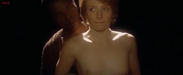 Bryce Dallas Howard nude bush topless and sex - Manderlay (2005) (9)