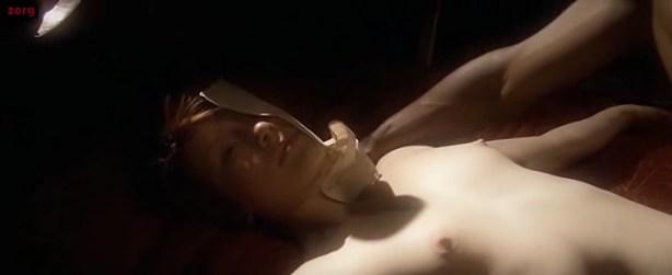 Bryce Dallas Howard nude bush topless and sex - Manderlay (2005) (12)