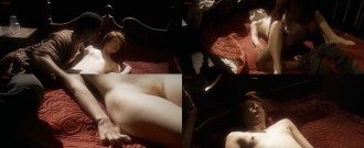 Bryce Dallas Howard nude bush topless and sex - Manderlay (2005)