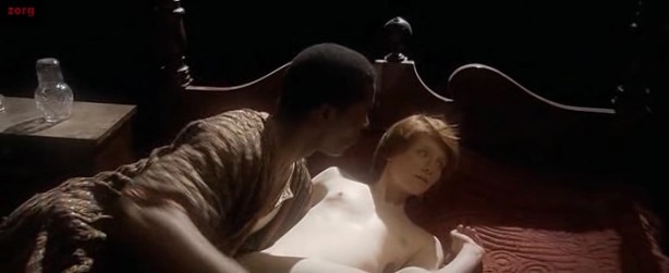 Bryce Dallas Howard nude bush topless and sex - Manderlay (2005) (8)