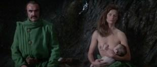 Charlotte Rampling nude topless Sara Kestelman nude and Sally Anne Newton nude too - Zardoz (UK-1974) BluRay hd1080p