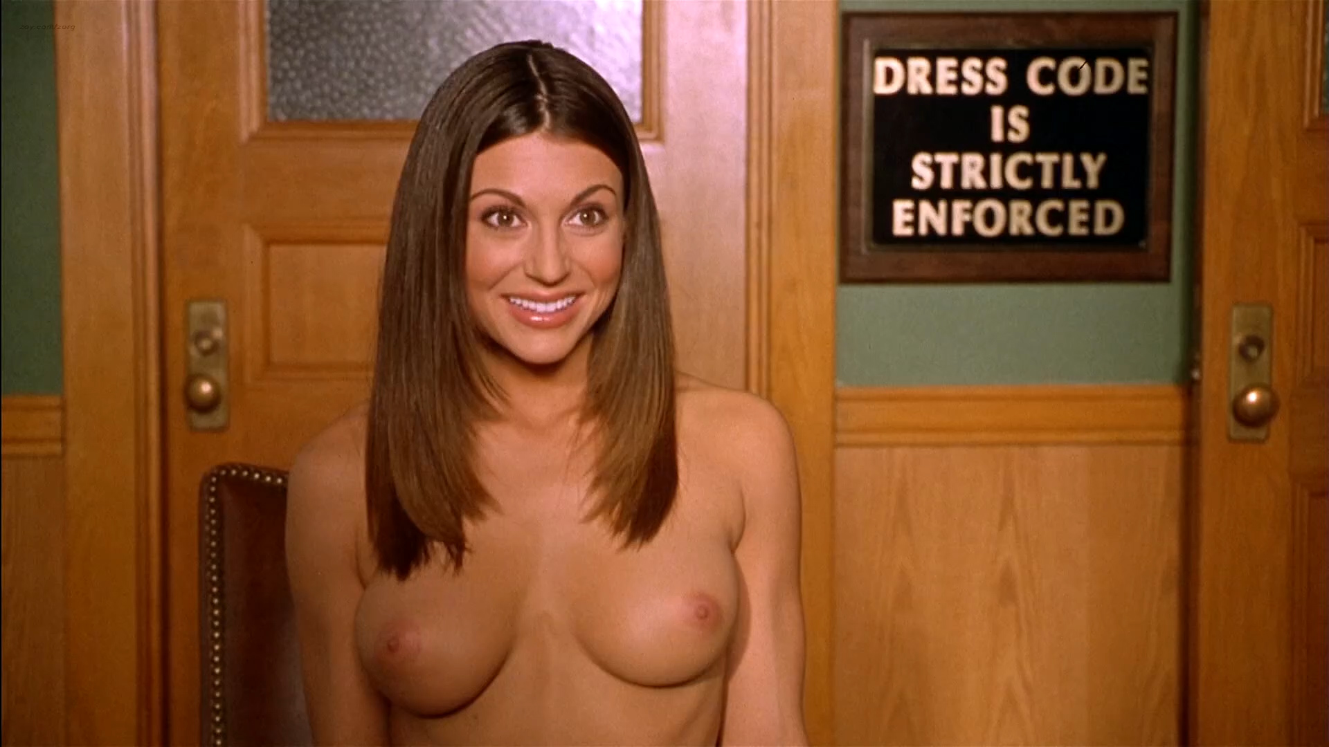 Chyler Leigh Hot Not Nude Cerina Vincent Nude Topless -8325
