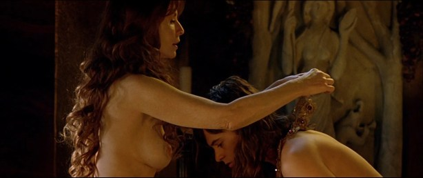 Esther Nubiola nude full frontal Jane Asher nude others nude too - Tirante el Blanco (ES-2006) hd1080p BluRay (3)