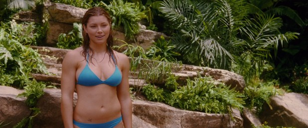 Jessica Biel hot and sexy in bikini - Stealth (2005) hd1080p BluRay (5)