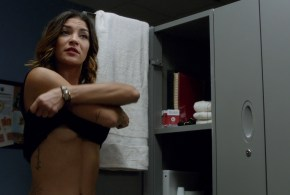Jessica Szohr hot in bra - Complications (2015) s1e2-4 hd1080p (5)