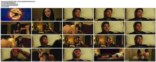 Krysten Ritter hot and sexy in black lingerie - Search Party (2014) BluRay HD 1080p (1)