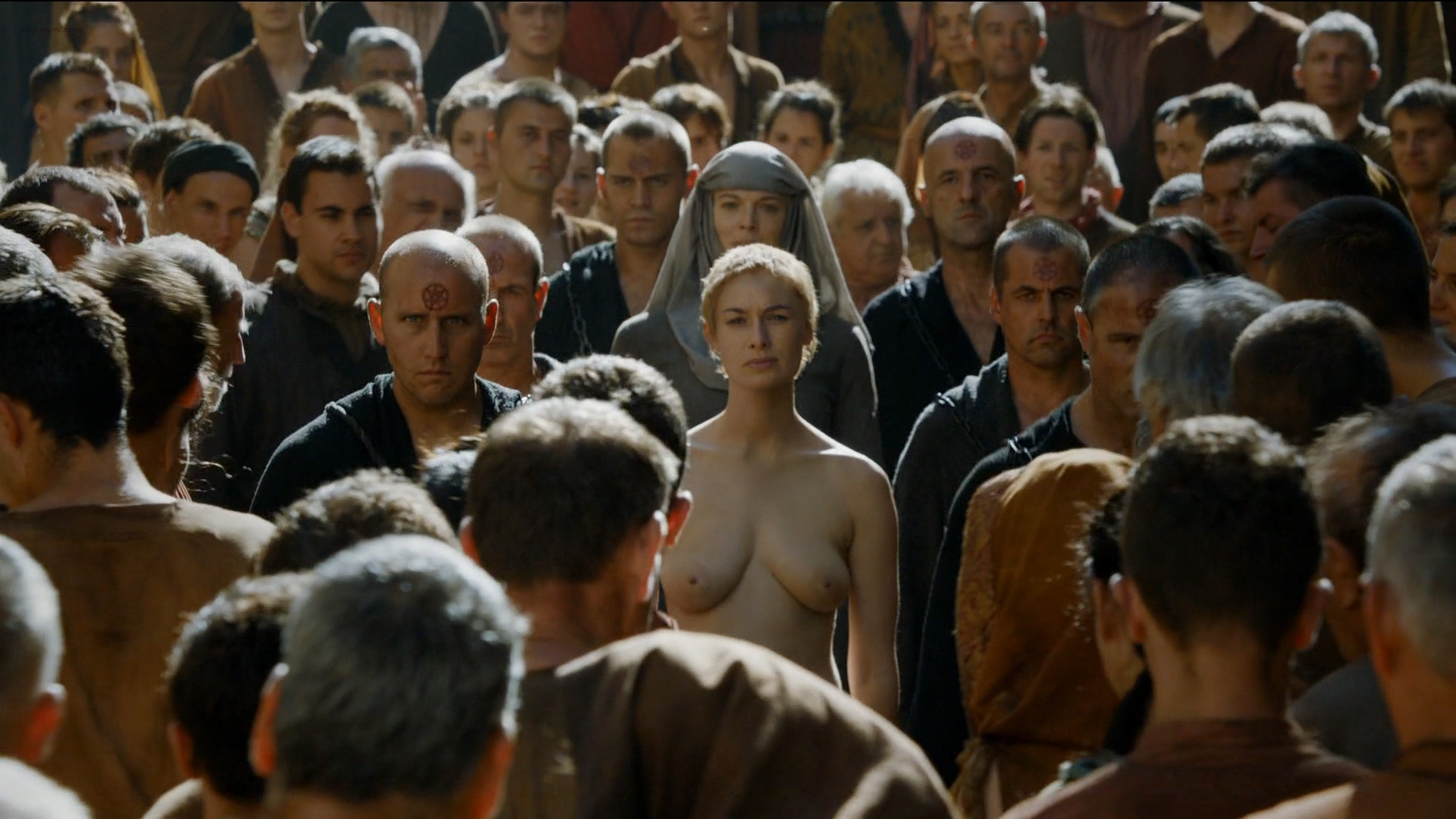 Lena Headey nude full frontal bush - Game of Thrones (2015) s5e10 hd720-1080p (15)