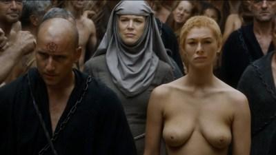 Lena Headey nude full frontal bush - Game of Thrones (2015) s5e10 hd720-1080p (7)