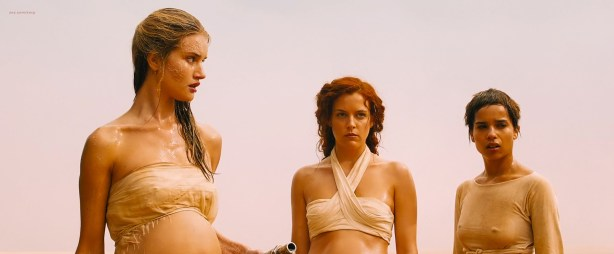 Megan Gale nude butt Rosie, Riley, Abbey, Zoe, Courtney all hot not nude - Mad Max Fury Road (2015) hd1080p Web-DL 2