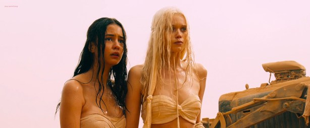 Megan Gale nude butt Rosie, Riley, Abbey, Zoe, Courtney all hot not nude - Mad Max Fury Road (2015) hd1080p Web-DL 3