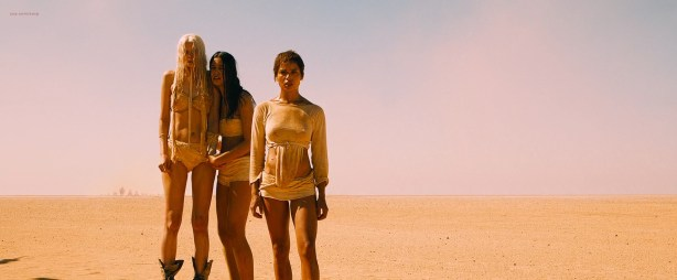 Megan Gale nude butt Rosie, Riley, Abbey, Zoe, Courtney all hot not nude - Mad Max Fury Road (2015) hd1080p Web-DL 6