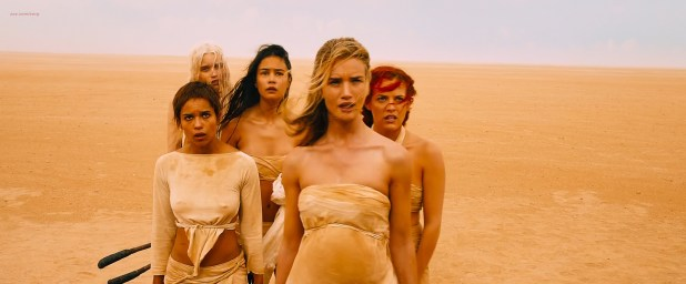 Megan Gale nude butt Rosie, Riley, Abbey, Zoe, Courtney all hot not nude - Mad Max Fury Road (2015) hd1080p Web-DL 7