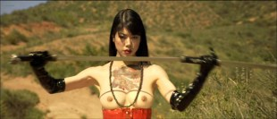 Megan Hallin nude bush Mariko Denda nude full frontal and others nude and hot - Samurai Avenger-The Blind Wolf (2009) hd1080p