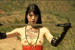 Megan Hallin nude bush Mariko Denda nude full frontal and others nude and hot – Samurai Avenger-The Blind Wolf (2009) hd1080p