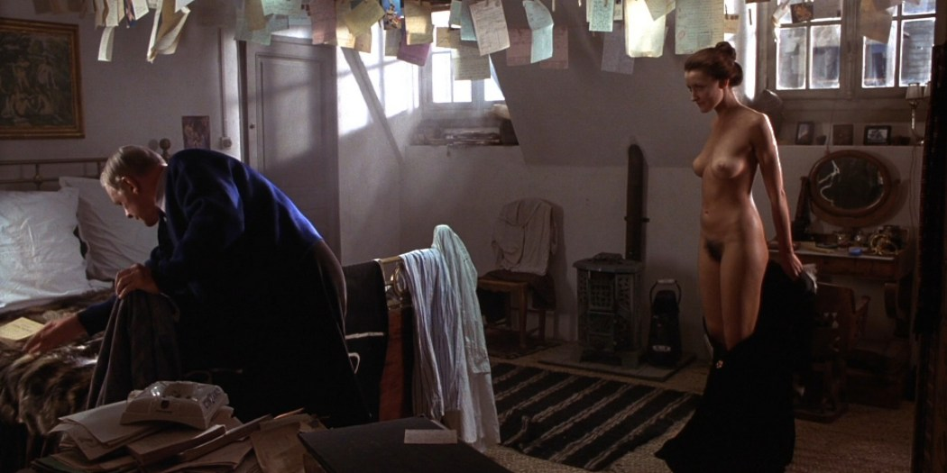 Natascha McElhone nude full frontal and topless - Surviving Picasso (1996) HD 1080p Web (7)