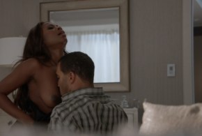 Naturi Naughton nude topless and sex and Beverly Sade bj - Power (2015) s2e2 hd720-1080p (1)