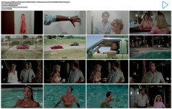 Beverly D'Angelo nude topless and Christie Brinkley hot in bra - National Lampoons Vacation (1983) hd1080p BluRay (10)