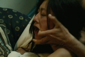 Corinne Yam  nude bound topless and lot of sex- Love And Bruises (CN-FR-2011)