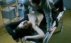 Iwona Petry nude topless lot of sex - Szamanka (PL-1996) (10)