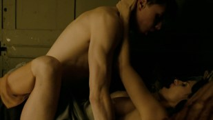 Leanne Best nude brief topless and sex and Jessica Brown Findlay not nude but hot - The Outcast (UK-2015) s1e1 hdtv720p