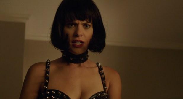 Lyndsy Fonseca hot and sexy - The Escort (2015) hd1080p Web-D (5)