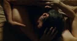 Marie-Josée Croze nude brief topless and sex - Je l'aimais (FR-2009) (5)